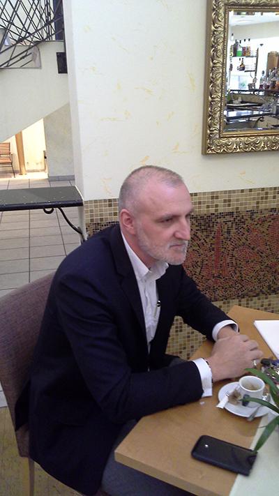 Tálos Péter, JVSZ elnök